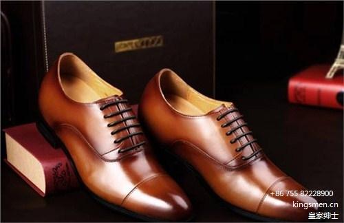 深圳皮鞋定制 手工皮鞋定制 皇家绅士