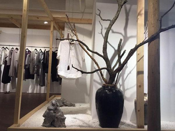 ANY-ALL女装品牌终端形象展示品牌旗舰店店面