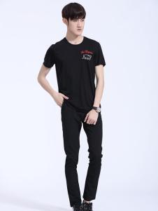 希特男装XEOET新款T恤