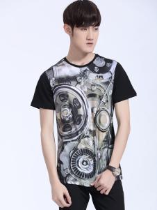希特男装XEOET男装T恤