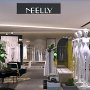 NEELLY纳俪女装品牌亮相杭州银隆百货,酷妆时代来袭!