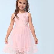 虹猫蓝兔童装好看连衣裙上市 打造优雅小公主