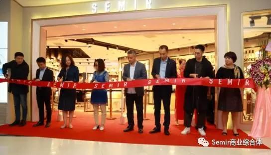 森马进驻购物中心渠道战略清晰 五一期间100店同开图片