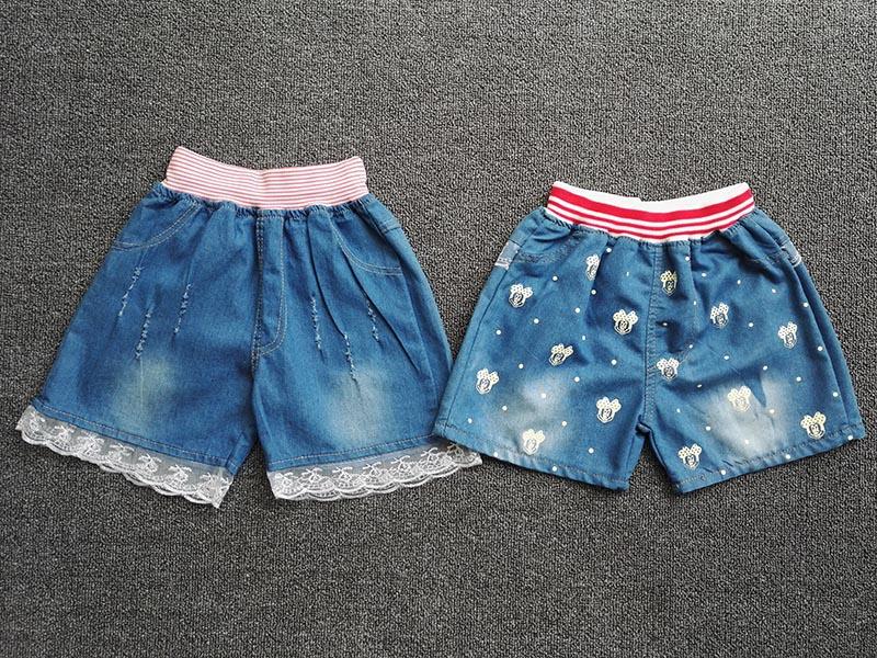 春装童裤批发夏季童装裤子儿童家居裤休闲长裤
