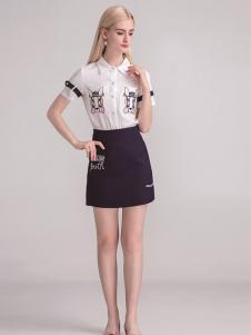 淑女日记夏装半裙