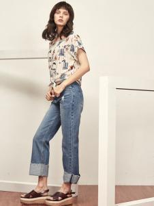 OMUCHO.Y牛仔裤