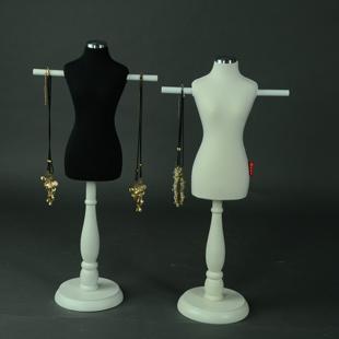MAYER DISPLAY款式新颖大人儿童服装模特微型模特