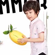 POIPOILU童装:妈妈,我要把夏天穿在衣服上~