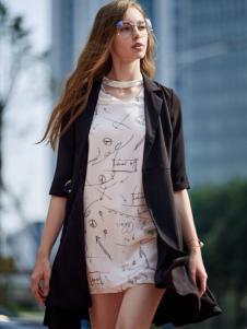 37度love女装新款中长款外套