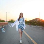 爱穿碎花裙的女人,人们心中的一道风景!