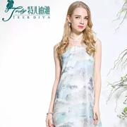 特儿迪雅女装2017夏款——不重样的美裙,穿出不重样的美人!