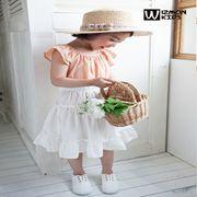 蓝角兽童装:小女孩怎么穿?一件连衣裙够了