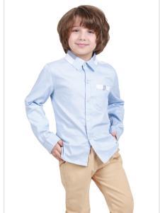 杰米兰帝2017新款男童衬衫