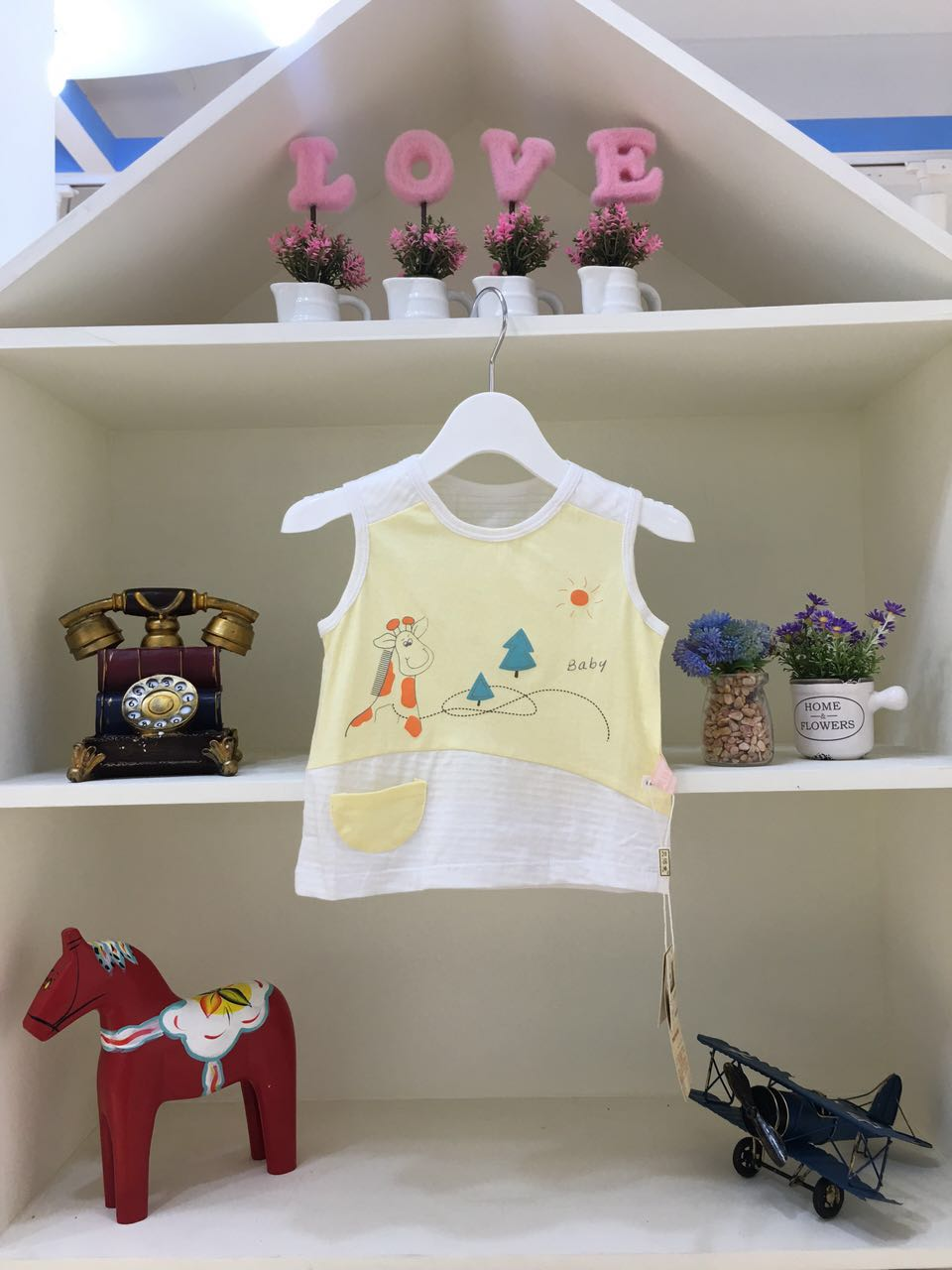 贝得兔婴儿童装 品牌折扣店货源 一手货源批发