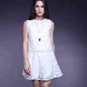 丽约尔品牌时尚视角 蕾丝正式走向时装界的中心舞台