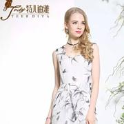 特儿迪雅女装2017新品——连衣裙的意境因风格而异!
