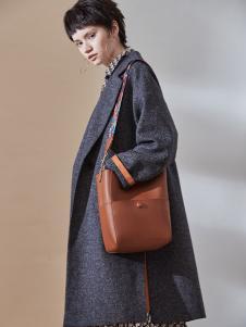 玛琪雅朵2017春夏新品廓形大衣