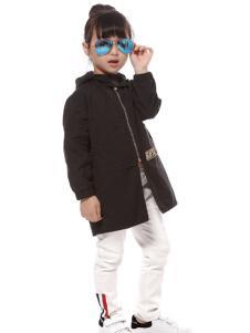 GHYC·KIDS加厚女童外套