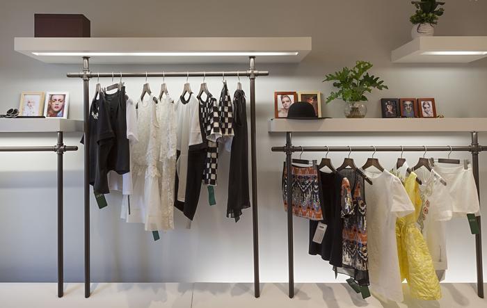 服装店最新的装修风格介绍