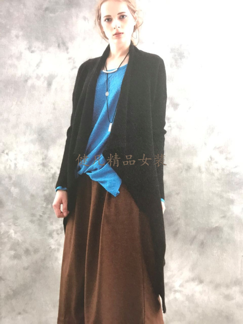 广州健凡正品尾货女装品牌新款秋冬女装特价批发