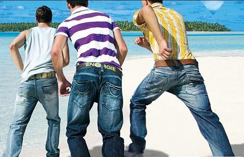 世界三大牛仔裤品牌是什么