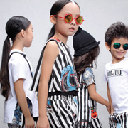 热烈祝贺中国服装网协助王女士签约JOJO潮流个性童装!