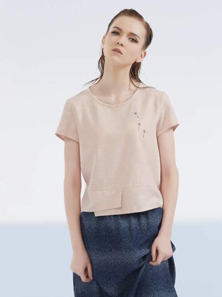 约布女装2017夏款T恤