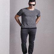 巴鲁特男装新品为你诠释为什么满大街的男人都穿T恤