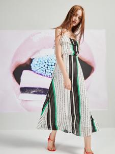 YDG2017新款吊带连衣裙
