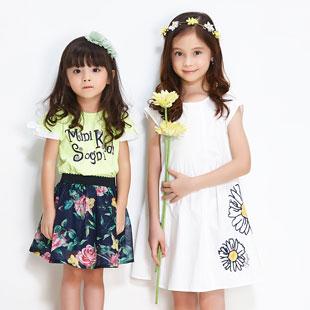 """卓维乐致力打造童装中的""""时尚衣柜"""""""