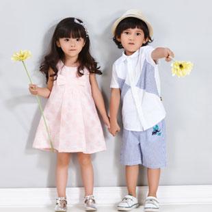 十大童装品牌卓维乐诚邀您的加盟!