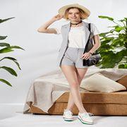 城市衣柜女装新品 无袖设计将在夏天大放异彩