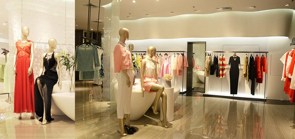 品牌女装代理加盟