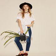 西蔻欧美个性时尚女装新品 优雅亲子装成为今夏最大亮点
