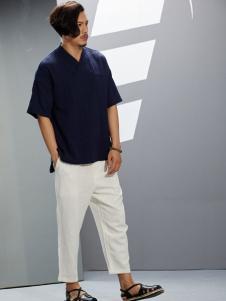 2017意树男士新款夏装