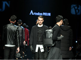 2017江南国际时装周|阿仕顿:演绎男士的绅士品格