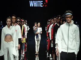 2017江南国际时装周|梵蒂诗设计独立自信 反对无趣