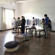 首届纺织服装行业品牌之旅 新申亚麻面料梦想+走出中国姿态