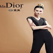 迪奥高端时尚女装新品 知性淑女风打扮引领潮流