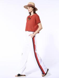 迪斯廷凯2017新款夏季休闲长裤