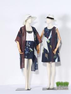 迪斯廷凯2017新款夏季连衣裙