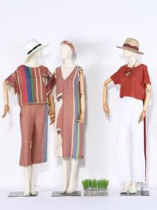 迪斯廷凯2017新款夏季条纹衫