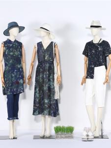 迪斯廷凯2017新款夏季雪纺衫
