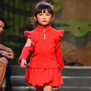 意树:国风童装-点亮中华时尚