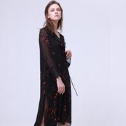 KENNY夏季新款雪纺裙 仙气十足