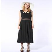 迪斯廷凯女装新品 长裙怎么穿才最时髦