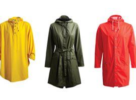Zara抄袭了RAINS最核心的雨衣设计?