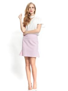 依路佑妮17夏季淑女时尚套装