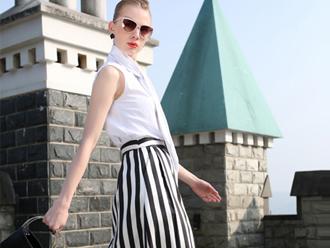 杭州电视台综合频道 ylz1978 & 子品手则 2017春夏时尚秀