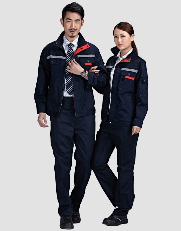 哈尔滨工作服长袖定做哪家做得好